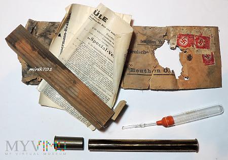 Automatyczna strzykawka Venule Beuthen O.S.
