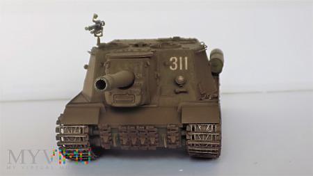 Ciężkie działo pancerne ISU-152