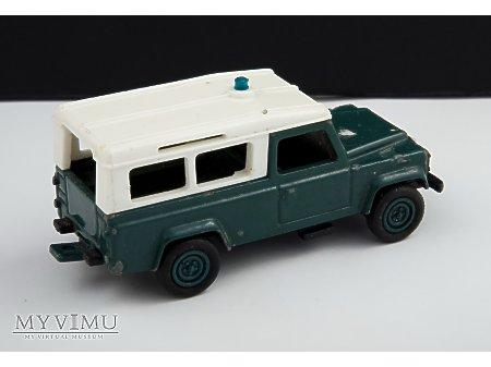 Land Rover 110 resorak Korea