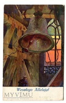 1935 Dzwon Wesołego Alleluja Stanisław Tondos