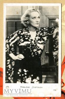 Marlene Dietrich EUROPE nr 1119
