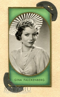 Duże zdjęcie Bunte Filmbilder 1936 Marika Rokk Paul Kemp