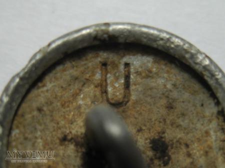 Guzik niemiecki (groszek) U 39