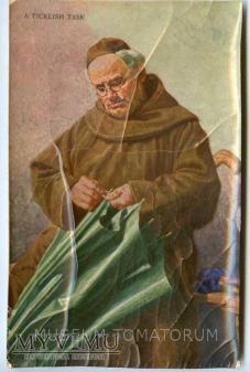 Monk zakonnik - Precyzyjne zadanie