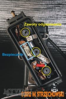 Lampa Górnicza Sygnałowa CEAG MLC 9.2