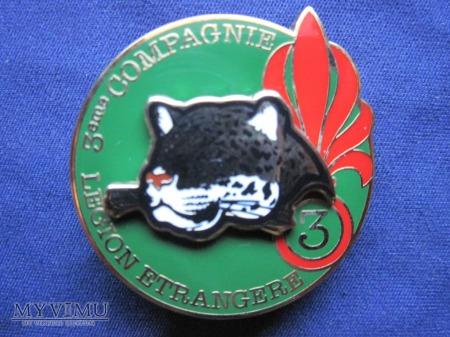 3e compagnie du 3e R.E.I. III