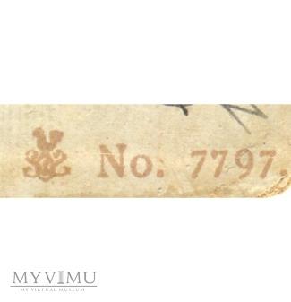 1903 Krasnal ujeżdża ważkę Gnome vintage postcard