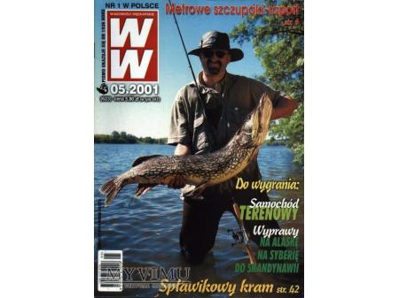 Wiadomości Wędkarskie 1-6/2001 (619-624)