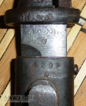 Niemiecki bagnet S 84/98