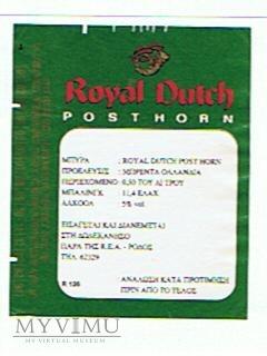 kontra royal dutch posthorn