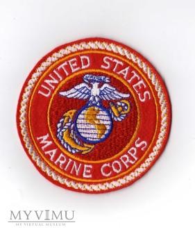 United States Marine Coprs - naszywka ogólna.