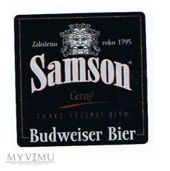 samson černý