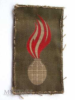 Oznaka rozpoznawcza 1 Dywizji Grenadierow