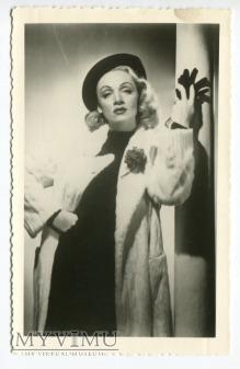 Duże zdjęcie Marlene Dietrich Celuloide Stars Pocztówka