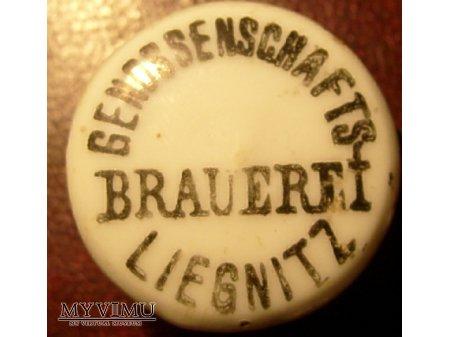 Liegnitzer Aktienbrauerei - Liegnitz