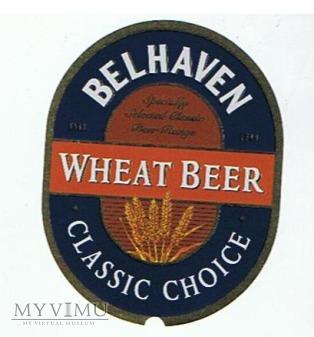 BELHAVEN wheat beer