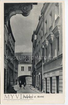 W-wa - Stare Miasto - ul. Kozia - 1950-te