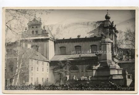 W-wa - pomnik Mickiewicza - 1949
