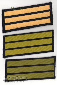 Dystynkcje do munduru wyjściowego MW - starszy mat