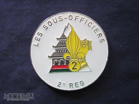 2REG Les Sous-Officiers