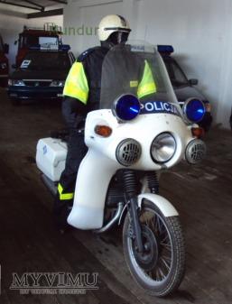 Kombinezon ochronny RD policji