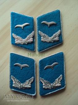 Patki lotnicze - oficerskie