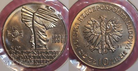 1971, 10 zł