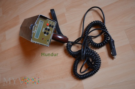 Radar pistoletowy RAPID-1A