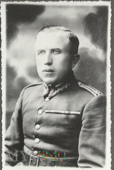 Starszy wachmistrz Antoni Chudzinski 25 P. Ułanów
