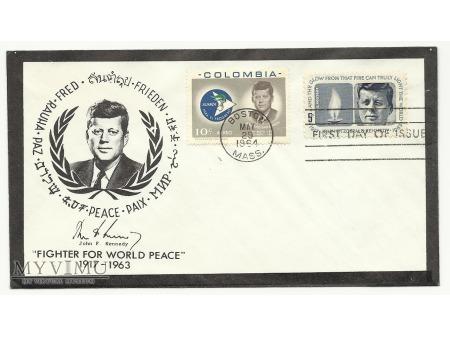 John Fitzgerald Kennedy Columbia