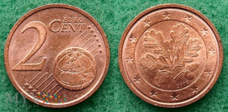 2 EURO CENT 2006 A