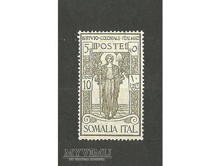 Somali Włoskie.