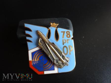 78 Pułk Rakietowy Obrony Powietrznej; Mrzeżyno