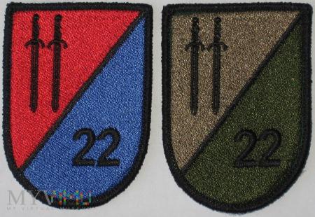 22 Wojskowy Oddział Gospodarczy. Olsztyn.