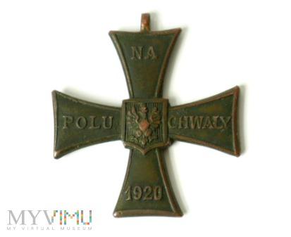 Duże zdjęcie Krzyż Walecznych - Knedler nr;19960; brak wstążki