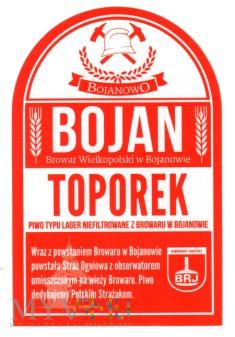 Toporek Bojan