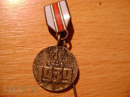 Medal za udział w wojnie obronnej 1939 miniaturka