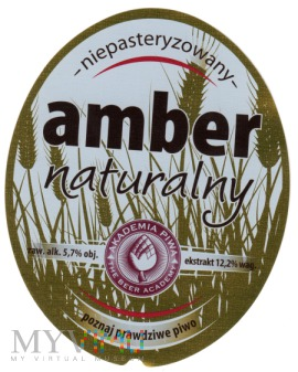 Amber Naturalny