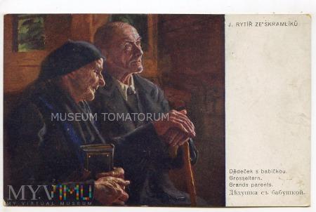 Rytir - Dziadek z babcią