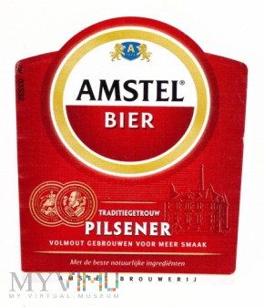 Duże zdjęcie Amstel pilsener