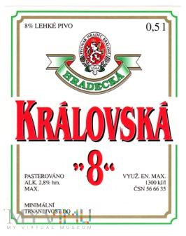 KRÁLOVSKÁ 8