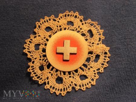 Deutsches Rote Kreuz-odznaka zbiórki dobroczynnej