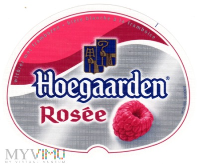 HOEGAARDEN ROSE