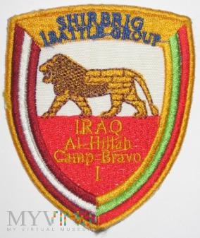 1 Batalionowa Grupa Bojowa Al-Hilla. Irak zm.I