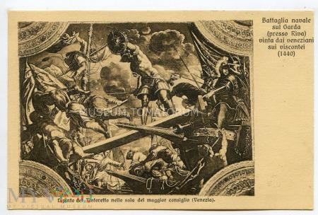 Bitwa nad jeziorem Garda - 1909
