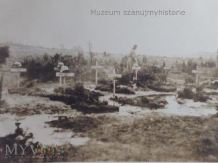 groby niemieckich żołnierzy 1939