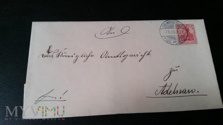 Duże zdjęcie SULMIERZYCE - ADELNAU 07.06.1909