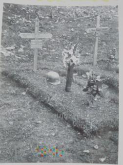 groby poległych Niemców 1939
