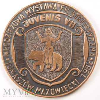 1982 - Juvenis VII Tomaszów Mazowiecki