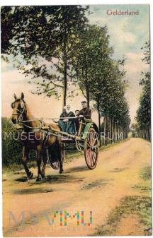 Gelderland w zaprzęgu - 1914